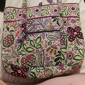 Vera Bradley XL purse